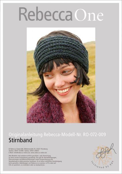 Strickanleitung - Stirnband